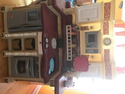 step2 kitchen Play Set
