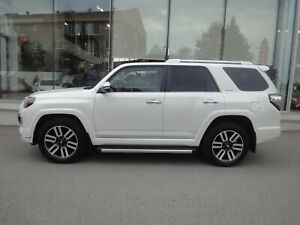 2014 Toyota 4Runner LIMITED 7 PASS