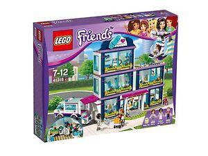 Lego Friends Heartlake Krankenhaus 41318 Günstig Kaufen Ebay