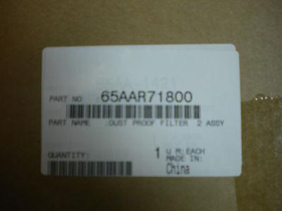 65aar71800 New Dust Proof Filter Konica Minolta Bizhub C500 Pro 8050 Cf5001