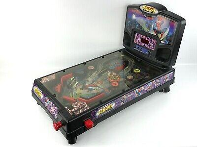 2001 Ultimate Spider-Man Large Tabletop Pinball Machine Marvel Spiderman