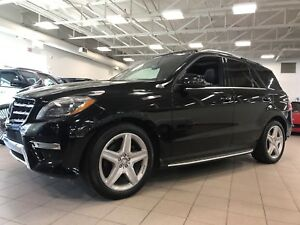 2015 Mercedes-Benz M-Class ML 350 BlueTEC