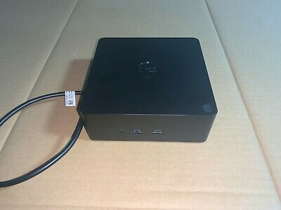 Dell K16A Thunderbolt Dock 0J5C6 USB-C TB16 Docking Station w/ Power Adapter