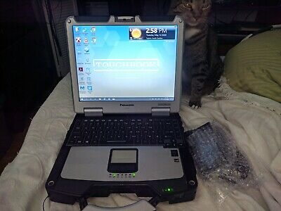 MK5 Panasonic Toughbook CF-31,*PIMPED OUT* NEW 500GB SSD, NEW 32gb Alien, GPS
