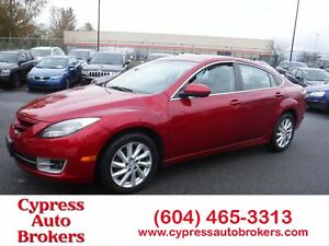 2013 Mazda Mazda6 GT-14 (Leather & Sunroof)