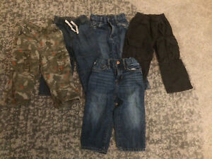 18-24 month brand name bottoms