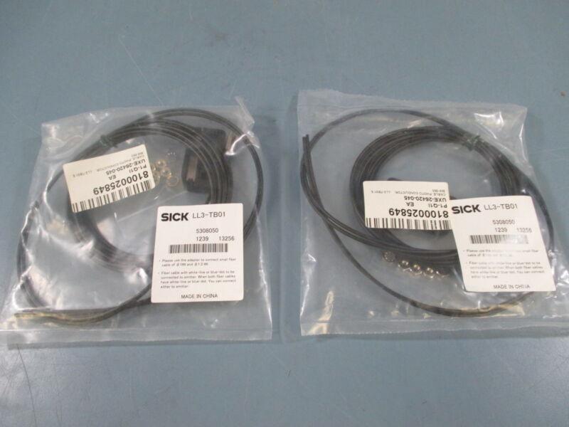 Sick LL3-TB01 5308050 Photoelectric Sensor - New