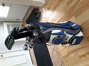 full set of clubs