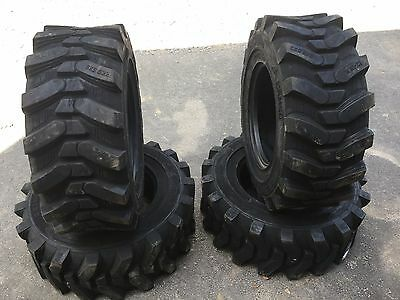 4-12-16.5 Hd Skid Steer Tires - Camso Sks532-12x16.5 Xtra Wall-for Bobcat More
