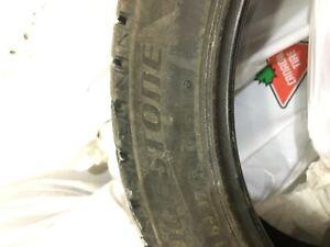 225/45r18   2x winter tire
