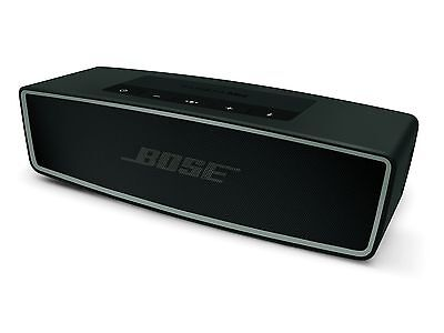 BOSE-SOUNDLINK-MINI-II-BLUETOOTH-SPEAKER---WIRELESS-PORTABLE-2---CARBON--BLACK