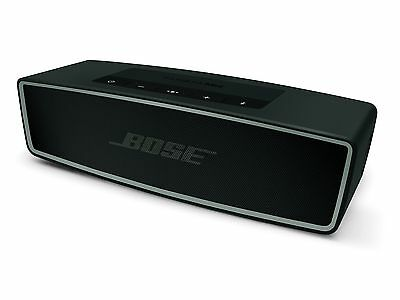 BOSE SOUNDLINK MINI II BLUETOOTH SPEAKER - WIRELESS PORTABLE 2 - CARBON /BLACK