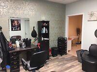 Hairstylist chair rental / esthetician space rental