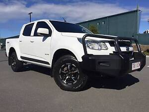 2012 Holden Colorado Ute 4x4 Turbo Diesel Automatic Arundel Gold Coast City Preview
