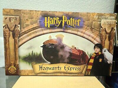 MIB Special Edition Bachmann Harry Potter Hogwarts Express HO/OO Train Set 00639