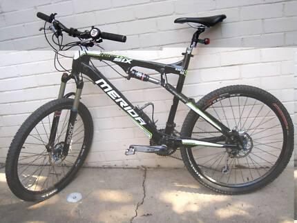 For sale - Merida 96 MTB- top choice Weston Weston Creek Preview