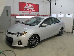 2014 Toyota Corolla S+TOIT+MAGS+CUIR+CAM