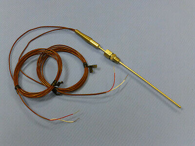 Dual-channel Thermometer Thermocouple Temperature Probe