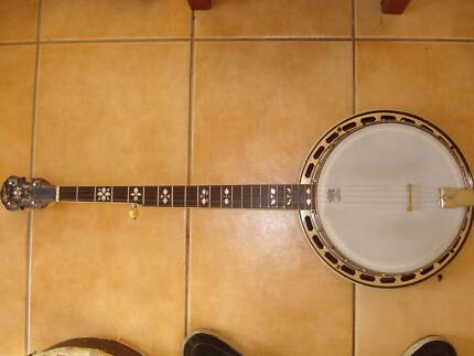 BANJO LESSONS FOR BEGINNERS Mount Lawley Stirling Area Preview