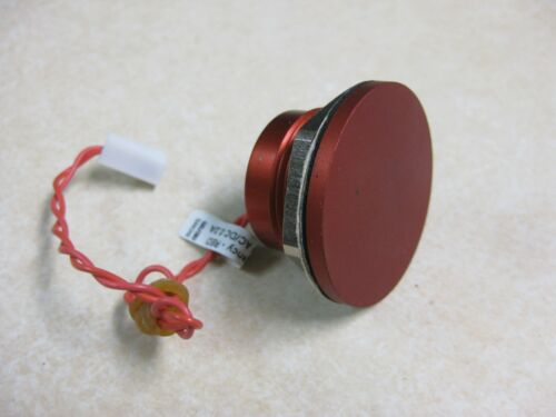 Code Blue IA4100 Phone Call Box - Piezo Red Touch Switch Assembly - 29mm Hole