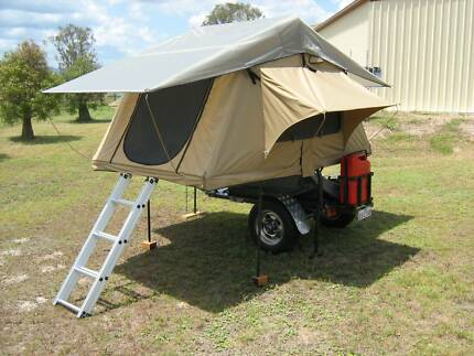 Camper Trailer Laidley Lockyer Valley Preview
