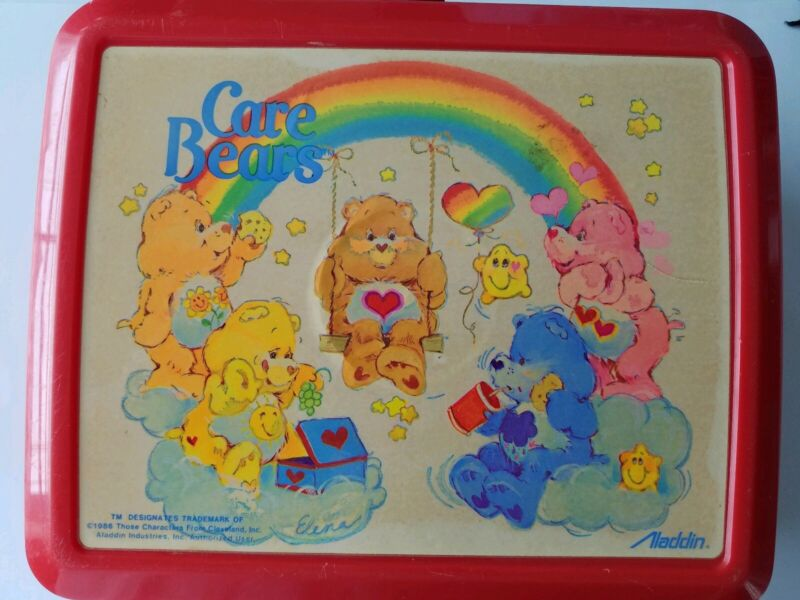 Care Bears Lunch Box (Aladdin, 1983)