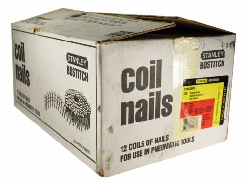Bostitch Coil Nails C10S120DG