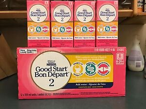 Nestle Good Start stage 2 Concentrate  Kitchener / Waterloo Kitchener Area image 1