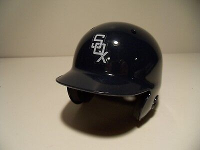 CUSTOM 1964-68 THROWBACK CHICAGO WHITE SOX  MINI BATTING HELMET