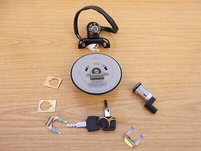 Ignition Switch Lock Set Key Barrel Fuel Cap Lexmoto XTR S 125 KS125-23-24