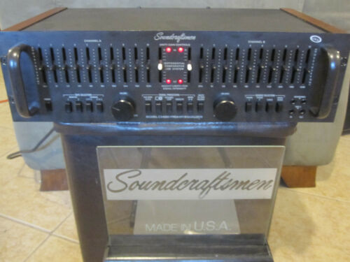 Soundcraftsmen CX4200 preamp/equalizer *FULLY SERVICED*