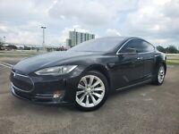 Miniature 1 Voiture American used Tesla Model S 2016