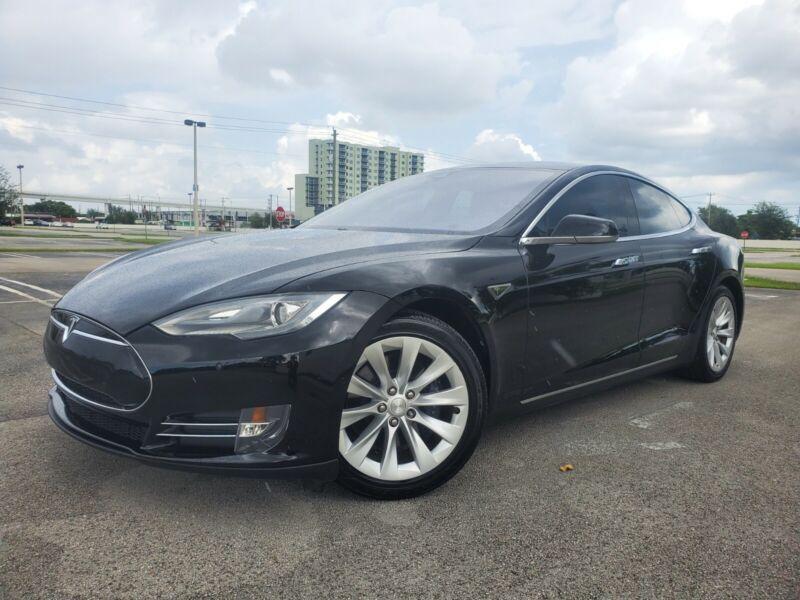 Image 1 Voiture American used Tesla Model S 2016