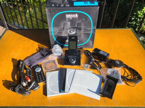 Sirius S50 Portable Satellite Radio with Home Kit - Lifetime Active Subscription