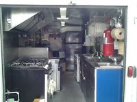 Mobil food  for  sale, ,,,catering. ..