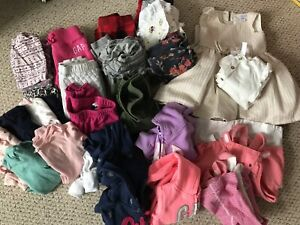 Twin girl clothes 9-12 months