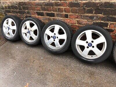 "Ford  Fiesta Mk6/7/8  KA 16"" 4 Stud Alloy Wheels 205/50/16 * 14 *"