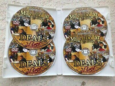 THE MILLIONDOLLAR DEALS SYSTEM - CLOSE DEALS MAKE MILLIONS! BYTHE WOLFF COUPLE