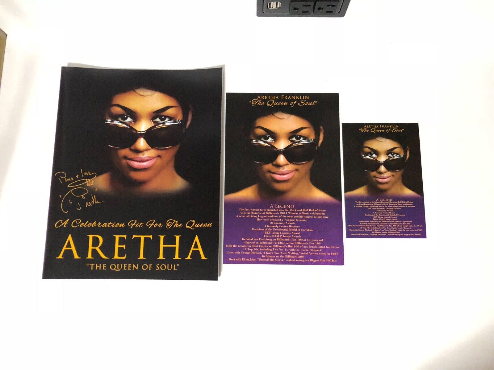 Купить  Aretha Franklin Official Collection from the Franklin Family