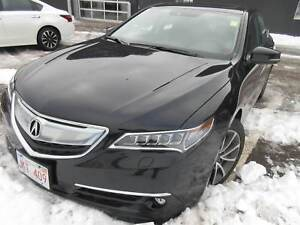 2015 Acura TLX Elite- FULLY LOADED! NAV! LEATHER!