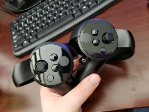 Oculus Touch VR Controllers (Controllers ONLY!)
