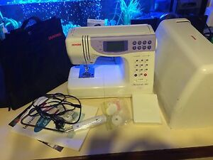 Janome - Memory Craft 4900 - excellent condition! Elanora Gold Coast South Preview