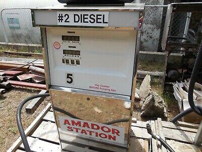 Refurbished Original Tokheim 1250 Diesel Fuel Pump Full Size