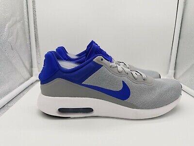 Nike Air Max Modern Essential UK 6 Wolf Grey Paramount Blue White...