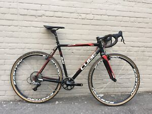 Cube CrossRace Cyclocross bike Rival 1x 56cm 2015