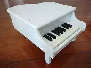Mini Grand Piano with Real Keys Coorparoo Brisbane South East Preview