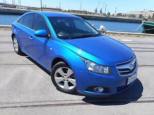 2010 Holden CDX Turbo Diesel Automatic Cruze Sedan ECONOMICAL Rosewater Port Adelaide Area Preview