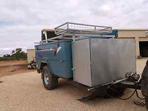 Adventure camper trailer Winkie Berri Area Preview