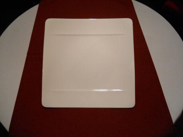 Villeroy & Boch - Porzellan - MODERN GRACE weiss  Frühstücksteller 23 cm - neu
