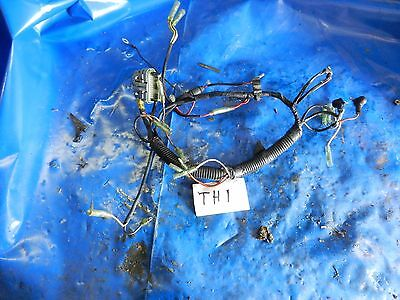 2003 25 HP Yamaha outboard wiring harness